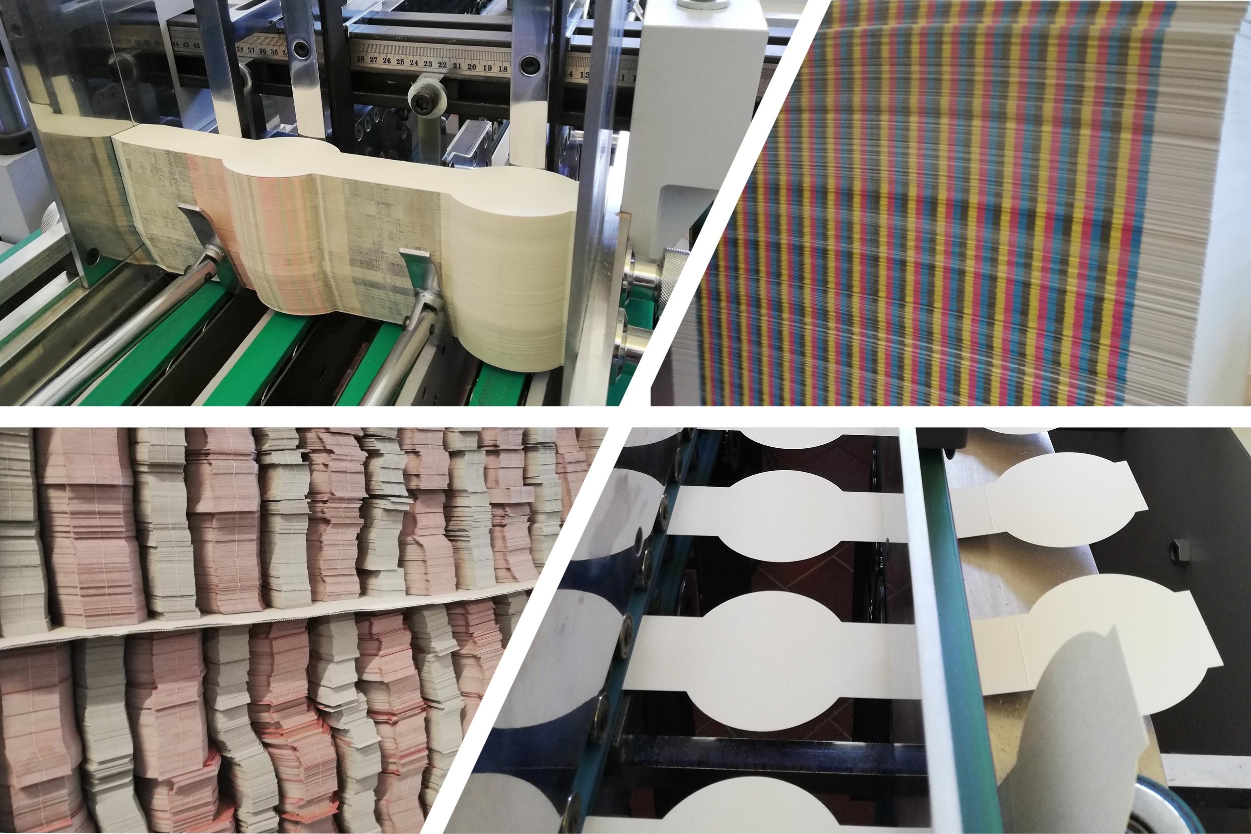 Banderolen Hüllen Etiketten Aufkleber Sleeveverpackungen